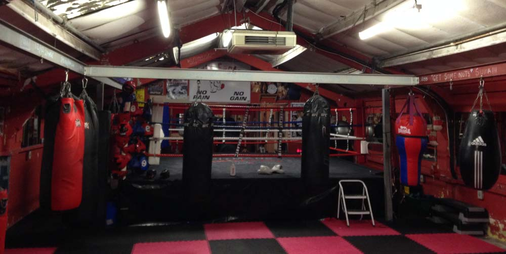 Starting a new sport – boxing