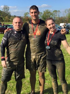 After the mud run